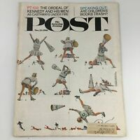 The Saturday Evening Post November 25 1961 The Ordeal of John F. Kennedy Feature