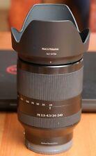 Sony SEL 24-240mm f/3.5-6.3 IF AF OSS Lens