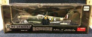 Motorworks Supermarine Spitfire Mk.I 1/18 scale No 10173