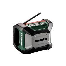 Metabo R 12-18 BT Akku-Baustellenradio