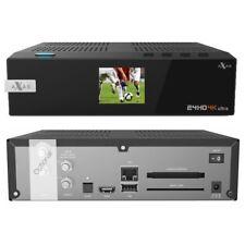 Axas e4hd 4k ultra hd Linux 1x dvb-s2 + 1x dual dual dvb-c/t2 Tuner Gigabit pip