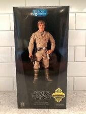 Sideshow Collectibles Luke Skywalker Rebel Commander Bespin 1/6 NRFB