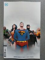 JUSTICE LEAGUE #13b (2019 DC Universe Comics) VF/NM Book