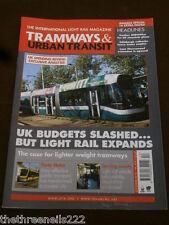 TRAMWAYS & URBAN TRANSIT # 876 - PORTO METRO - DEC 2010