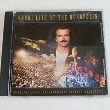 Yanni-With The Royal Philharmonic Concert Orchestra - Live At The Acropolis 1996