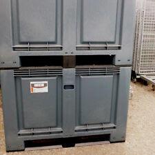 New Dark Grey Pallet Box 1200 x 1000 x 810 (ht)