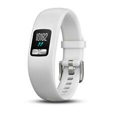 Garmin Vivofit 4 Fitness Activity Tracker Watch (White - S/M) 010-01847-01