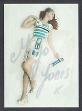 THE ART OF BURLESQUE (Cult-Stuff/2013) MODEL AUTOGRAPH CARD #BA1 MOJO JONES r2d2