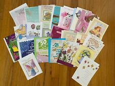 Assorted Birthday Cards You Choose