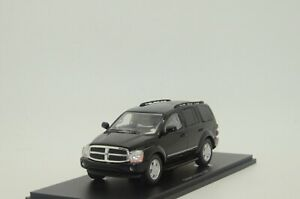 Dodge Durango Black Spark S0854 1/43