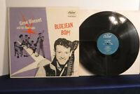 Gene Vincent, Bluejean Bop!, 1956 Capitol T-764 Rockabilly