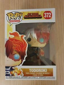 Funko Pop! Animation: My Hero Academia - Todoroki (372) Figura Bobble Head