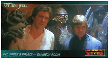 Star Wars RETURN OF THE JEDI WIDEVISION PROMO CARD # P1 Topps 1995 RARE