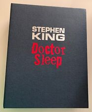 Stephen King. Doctor Sleep Lettered Edition Publisher's Copy AS NEW