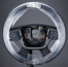 84488329  Colorado Canyon  LEATHER STEERING WHEEL  Black NEW 2018