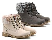WRANGLER CREEK ALASKA scarpe stivaletti stivali anfibi donna pelle camoscio