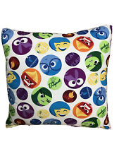 "Disney ""Inside Out Movie"" All-Characters Homemade 14x14in Pillows Home Decor"