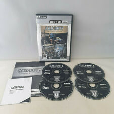 PC CD-Rom - Call of Duty Deluxe Edition