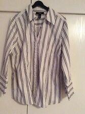 Ladies Alfani work shirt