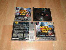 GRAND THEFT AUTO 1 GTA DE DMA DESING LTD. PARA LA SONY PS1 EN BUEN ESTADO