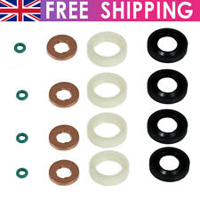 Set Diesel Injector Seal Washer For Peugeot Citroen Fiat Ford Fiesta Focus 16x