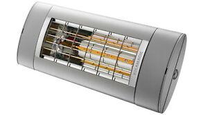SOLAMAGIC S1+ Premium-Infrarotstrahler, 1.400W, IP44, 520x200x92mm (BxHxT)
