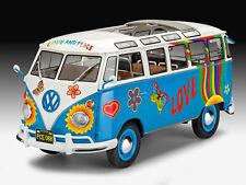"""REVELL 7050 * VW T1 Samba Bus """" Flower Power """" * 1/24"""