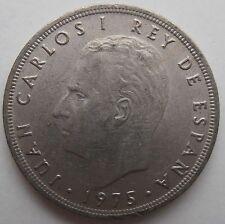 España 5 pesetas 1975 1978