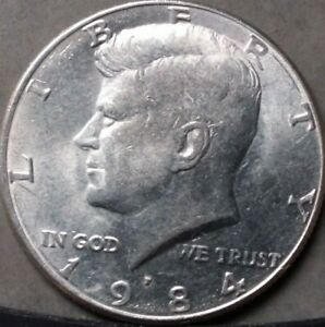 =one roll 1989 P JFK Kennedy Half Dollars Tough to find! Lot 20