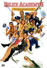 Police Academy 5 - Leslie Easterbrook, Bubba Smith, Michael Winslow, G.W. Bailey