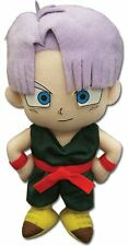 "Brand New Dragon Ball Z GE-8964 ~ 8"" Trunks Official DBZ Plush Toy Doll"