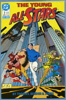 The Young All-Stars #7 1987 DC Comics