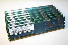 32GB (8 x 4GB)RAM für Apple Mac Pro1.1   2,66 GHz Micron PC2-5300F 667MHz FBDIMM