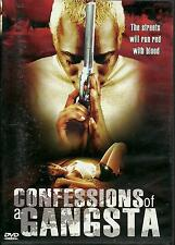 Confessions Of A Gangsta - Tout Neuf DVD
