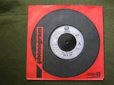 """VINYL 7"""" SINGLE - John Du Cann - Dont be a dummy  - 6059 241"""