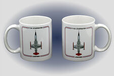 F-104 Starfighter Coffee Mug - Dishwasher and Microwave Safe