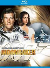 JAMES BOND 007 MOONRAKER BLURAY ROGER MOORE