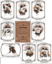 2015-16 UD Upper Deck Champs Anaheim Ducks Team Set (9)