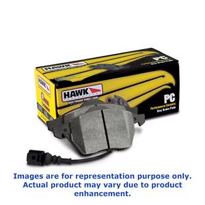 Hawk For 2007 - 2014 Mini Cooper S Disc Front Brake Pad - HB560Z.677