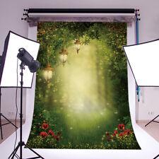3X5FT Fairy Tale Vinyl Backdrop Photography Prop Studio Photo Background DF115
