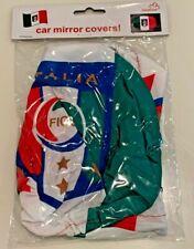 National Team Italy Euro Cup European Soccer Football Polyester Car Mirror Cover