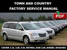 2009 chrysler town country manual ebay rh ebay ca Repair Manuals Yale Forklift 02 Mazda Protege5 Repair Manuals