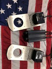 Lot 2 Rosco DHA Varispeed Gobo Rotator With DHA DC Controller MK4 Leko ETC FX