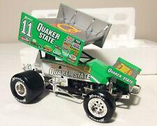 Action Xtreme 1:18 Sprint Car Steve Kinser #11 Quaker State 2000 No Box R&R GMP