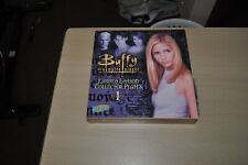 More details for buffy the vampire slayer limited edition collectors plate buffy series one