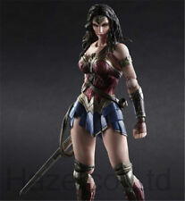 """Wonder Woman Diana Prince Action Figure Model Collection Kids Toy with Box 11"""""""