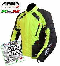 ARMR MOTO KISO 2 WATERPROOF TEXTILE MOTORCYCLE JACKET XXXXL