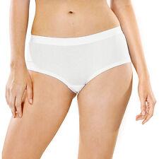 Damen-Pantys/- Boxershorts mit mittlerer Bundhöhe aus Baumwollmischung