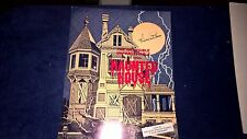 Vincent Price Promotional poster for a 4th Annual Haunted House - Signed