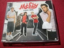 McFLY . STAR GIRL . 2 TRACK .CD. INCLUDES ..WE ARE YOUNG